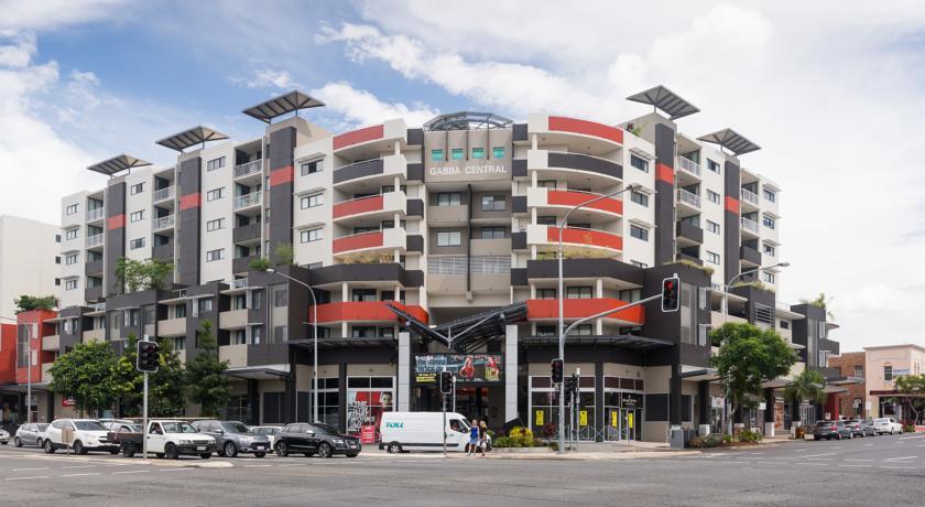 Gabba Central Apartments Refurbishment in Woolloongabba Brisbane