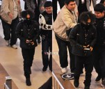 121204 Gimpo Airport (to Tokyo)
