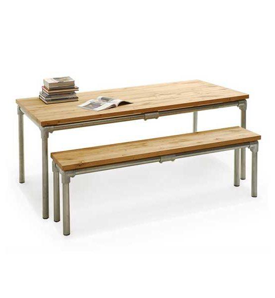 Steigerbuis tafel  Tafeldesignnl