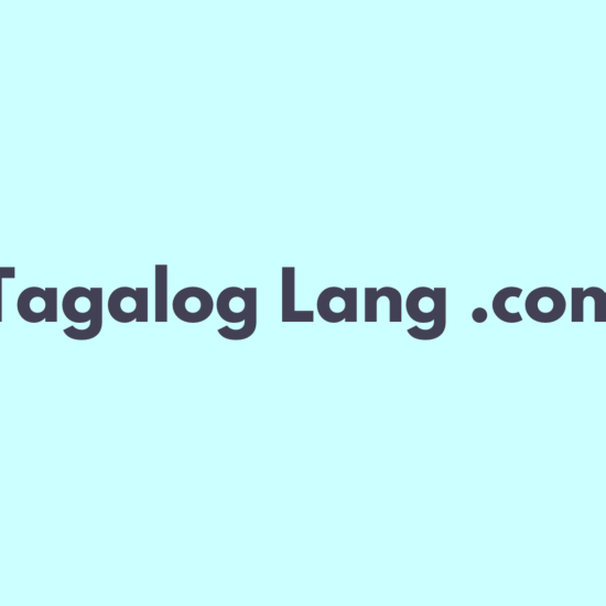 Be Happy in Tagalog
