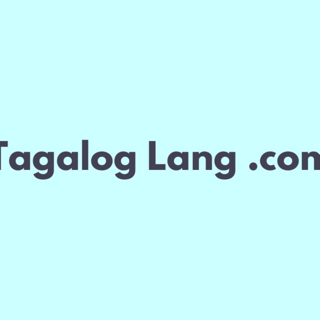 Tanglad (Tanlad)