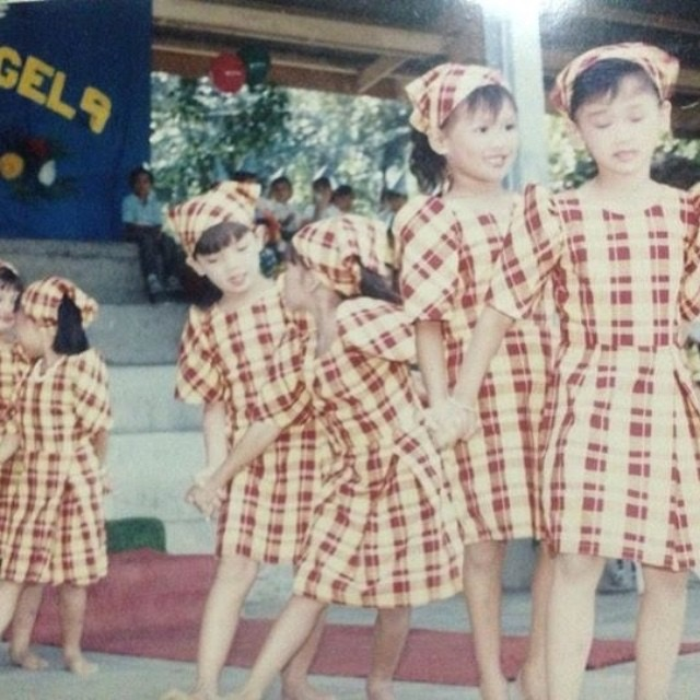 Itik-Itik Dance Costume