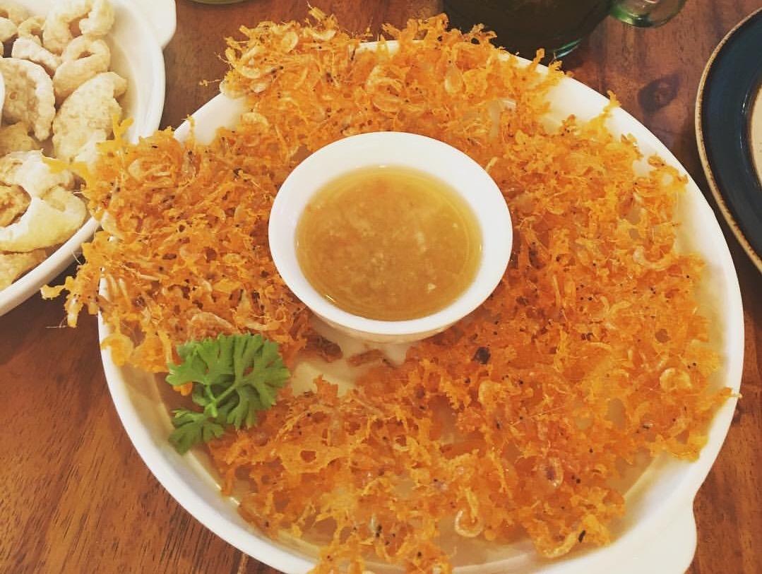 Filipino Snack: Ukoy / Okoy
