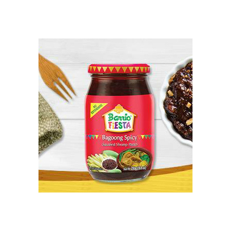 Spicy Bagoong - Large Jar