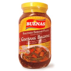 Ginisang Bagoong (Buenas Brand)