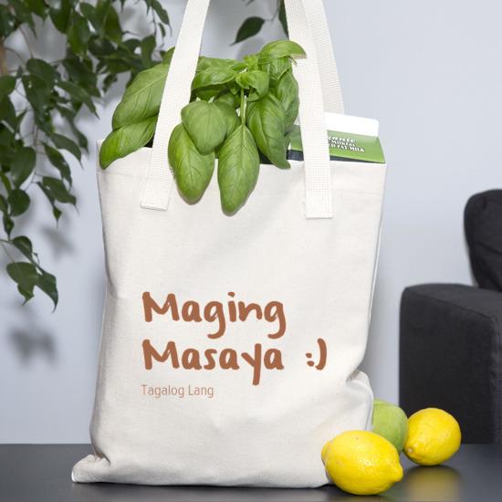 Tagalog on Bag