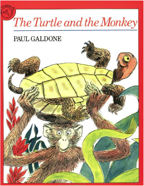 the plot of the monkey and the turtle The tortoise and the monkey animal tales are stories in which animals take on human qualities they usually show how an animal outwits another animal through clever.