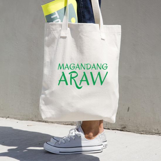 Magandang Araw Bag (Green)
