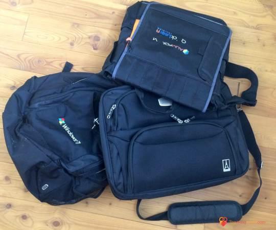 Freebie Laptop Bags