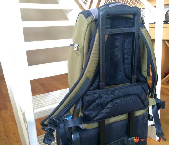 Baggage strap BRX Excursion Backpack