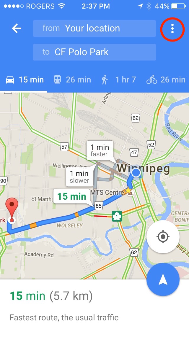 How to Use Google Maps When You Travel Google Maps Directions Winnipeg Manitoba on google map canada winnipeg, cities in manitoba, google maps winnipeg mb, map of brandon manitoba, google map manitoba canada, winte in winnipeg manitoba, latitude winnipeg manitoba, canada's major cities manitoba, shipping map from churchill manitoba, winter in winnipeg manitoba, old maps winnipeg manitoba, google maps dauphin manitoba, google maps gimli manitoba, national and provincial parks manitoba,