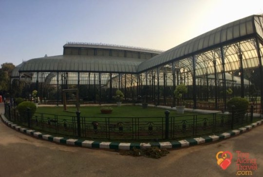 Bangalore Running & Walking Tours- Lalbagh Glass House