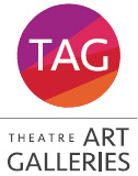 TAG   Theatere Art Galleries Logo