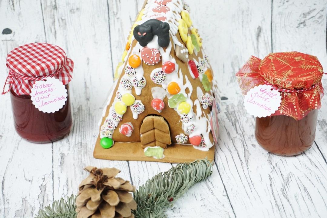 Weihnachtliche-Marmelade