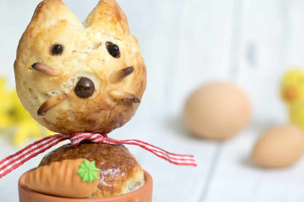Backen Ostern Osterhase Rezept Osterbrunch