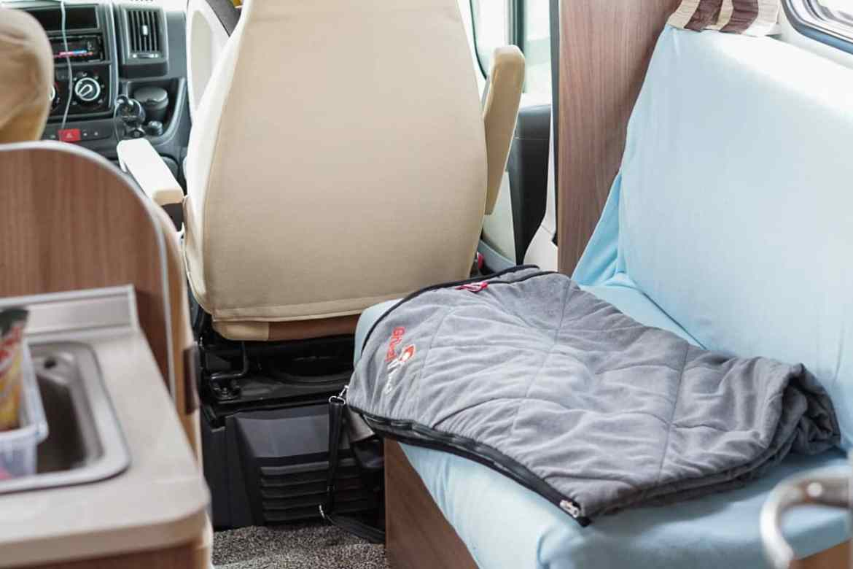 Gruezi Bag Wohnmobil Multifunktionsdecke Hüttenschlafsack