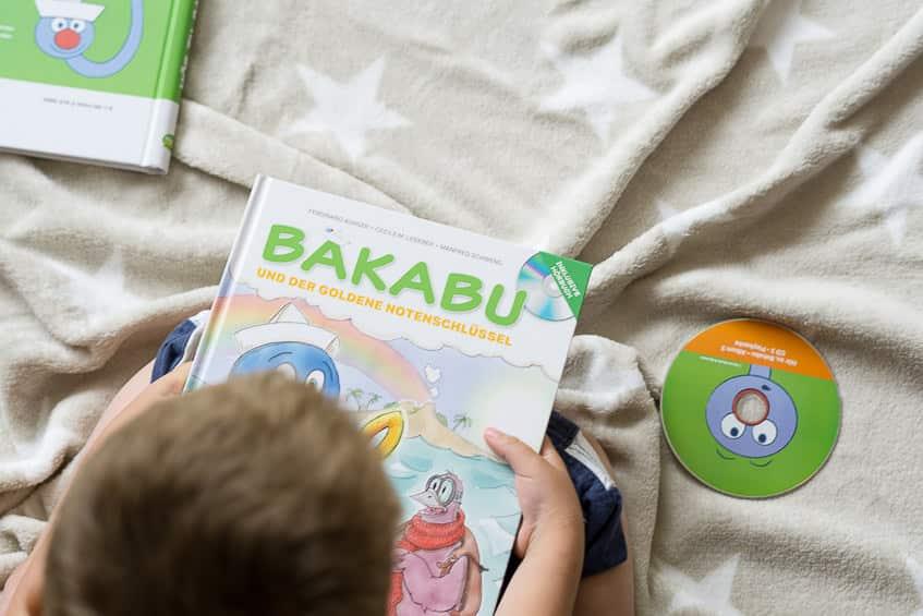 Bakabu und der goldene Notenschlüssel