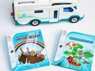 Spiele-Reisen-Kinder-Auto