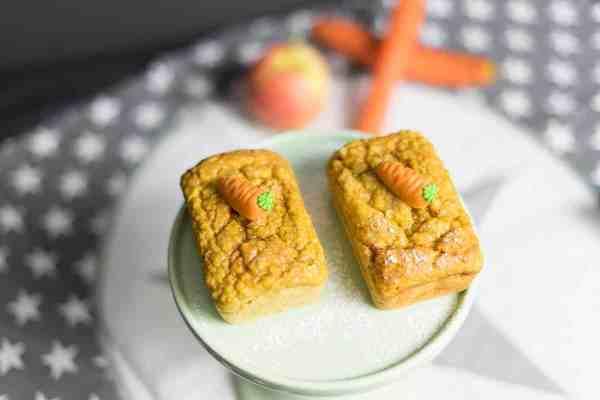 Rezept Muffins mit Apfel und Karotte für den Thermomix