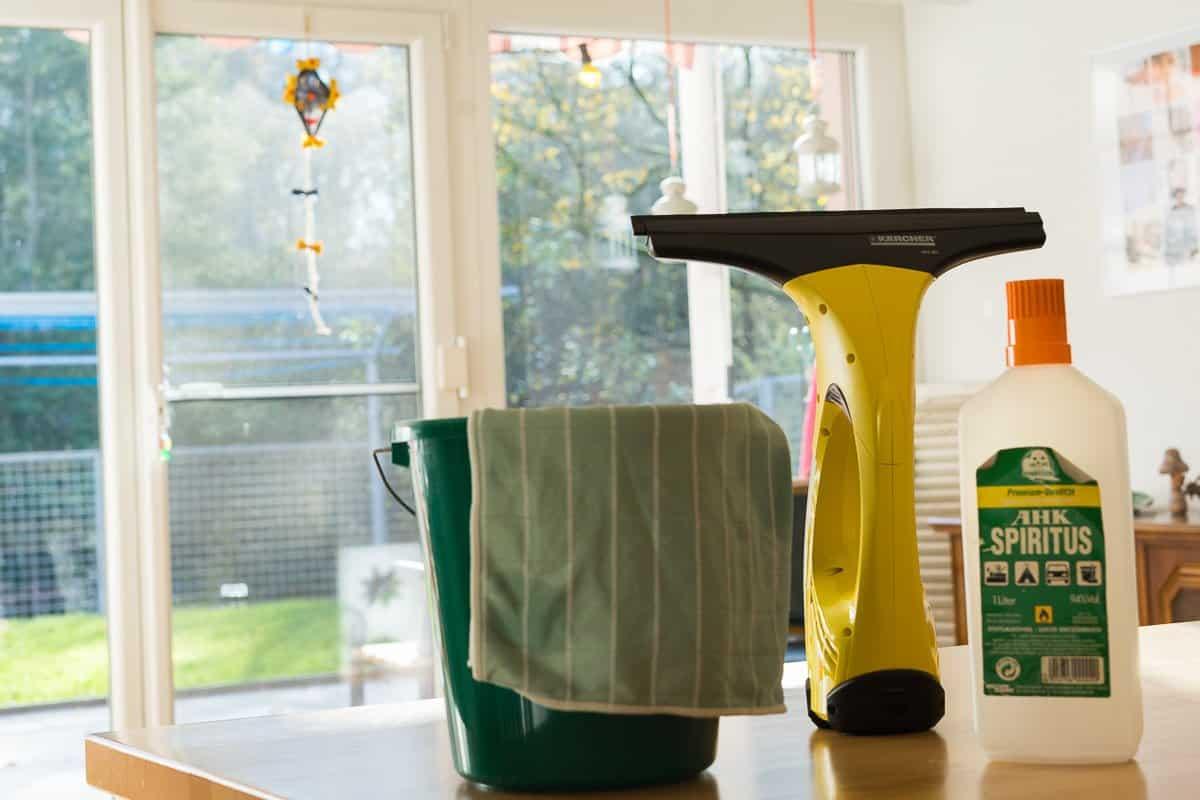 Streifenfrei Fenster Putzen wie ich meine fenster putze schnell einfach streifenfrei