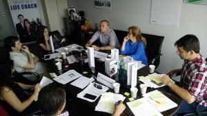 Втора среща на The Alpha Group в София