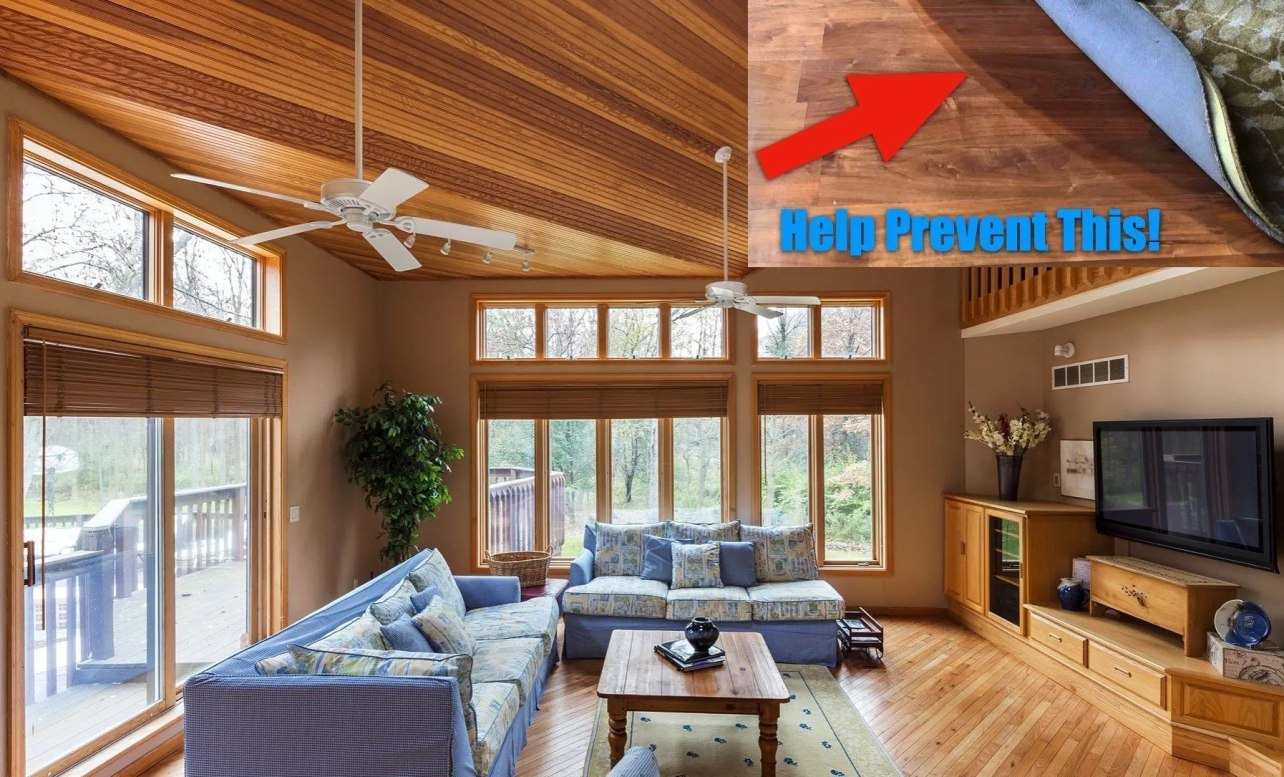 Sun Damaged Floors & Furnishings - How To Protect Against Fading - Home Window Tinting in Detroit, Michigan
