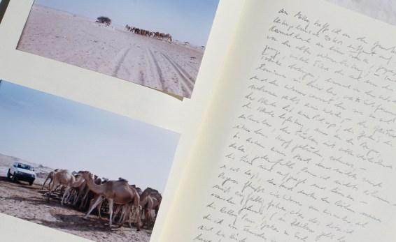"""Afrika, August 2009 """"Aus meinen Erfahrungen heraus beginne ich diese Welt neu zu verstehen."""""""