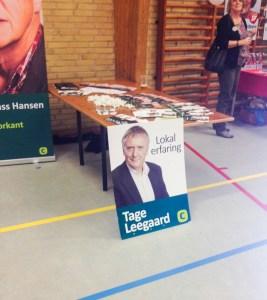 Vælgermødet i Bedsted var velgennemført.