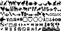 Mac Symbol List, Mac, Free Engine Image For User Manual