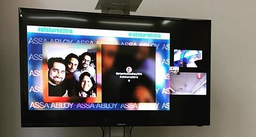 Social wall for Educational Institute