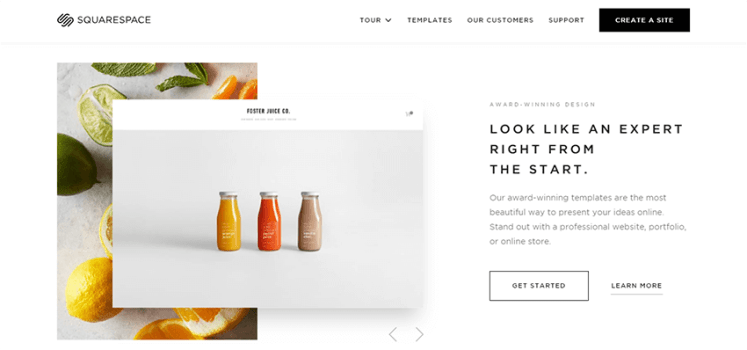 SquareSpace Website Builder Embed Social Wall