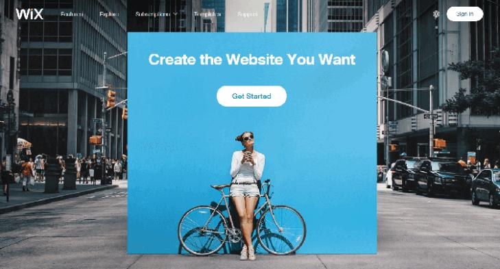 wix Website Builder Embed Social Wall