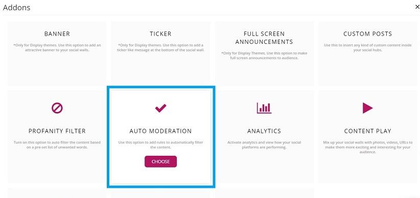 UnBlock user Auto Moderation