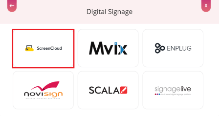digital-Signages