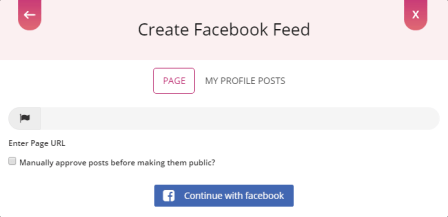 fcebook-page-feed