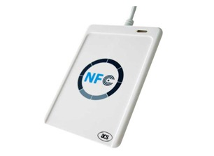 HF (NFC) Desktop USB RFID Reader / Writer