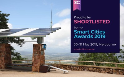 Townsville City Council Shortlisted Smart City of the Year – Metropolitan
