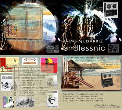 endlessnic - jaime munárriz