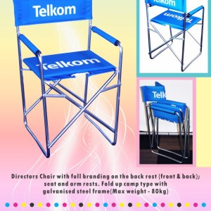 Directors Chair Boksburg
