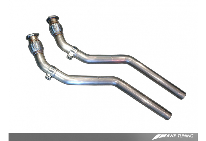 awe tuning audi s5 4 2l downpipes