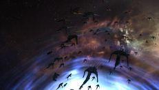 Caracal fleets glows