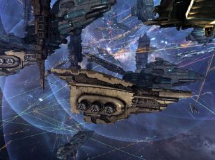 Dreadnoughts on grid
