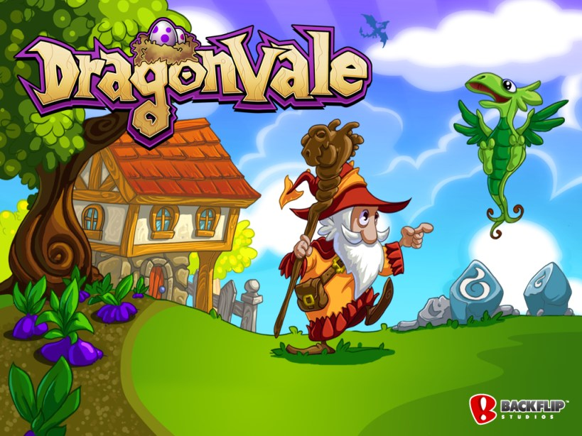 On The IPad DragonVale Candy Crush Saga And