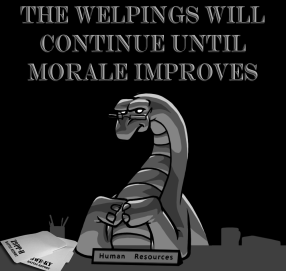 Welpings Will Continue...