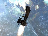 Tackling Rifter in orbit