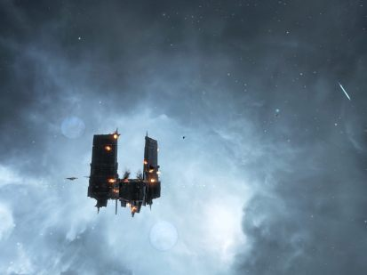Fires erupt on the Keepstar