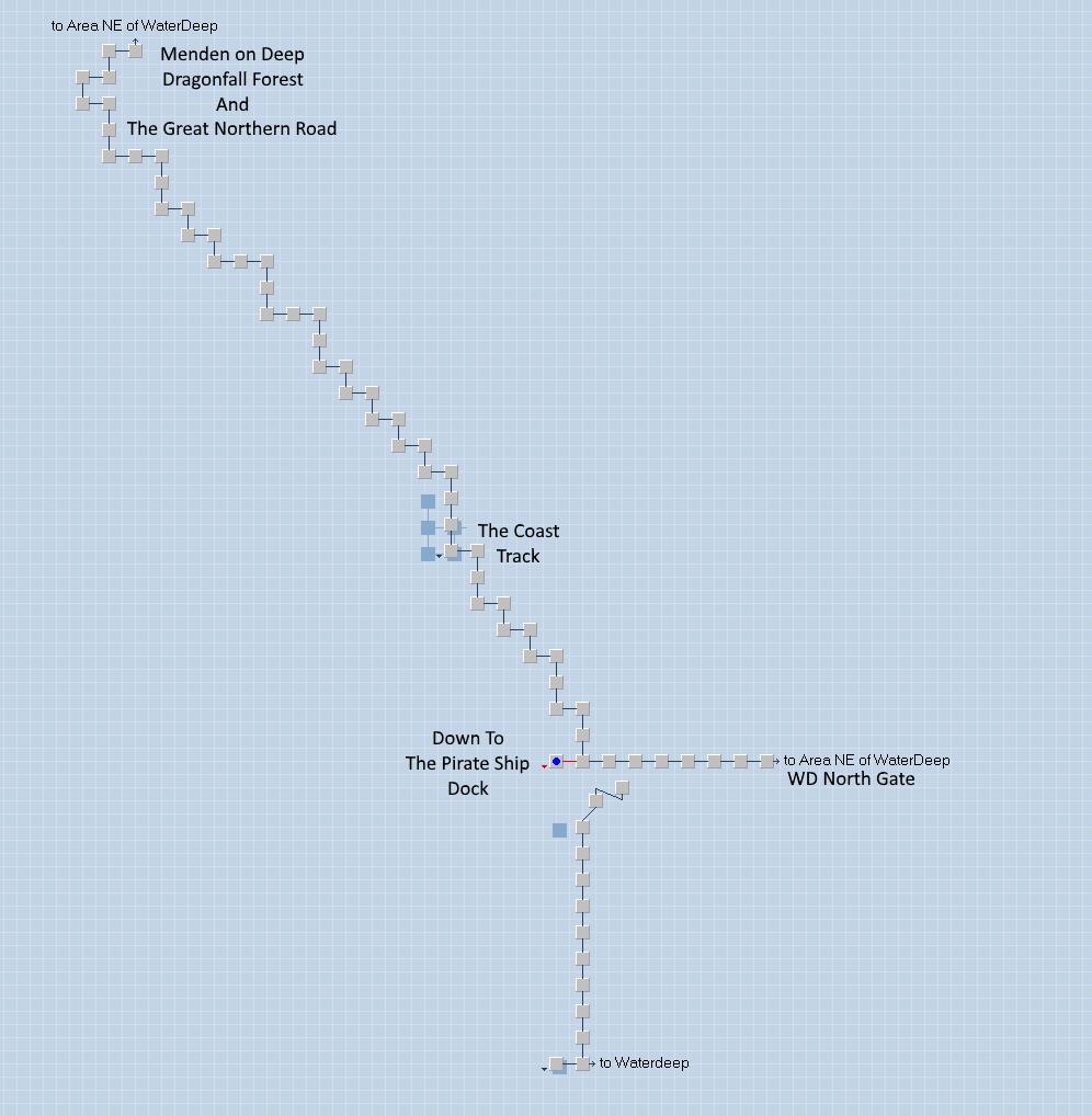 medium resolution of west of waterdeep