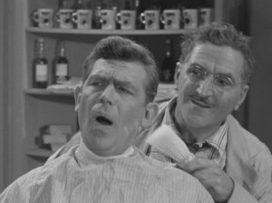 """""""Whoo-eee! You're right, Floyd. There is a lot goin' on in Mayberry this year!"""""""