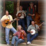 Dean Webb (on mandolin) with Missouri Boatride
