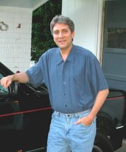 Peter Finkel, founder of Howard Sprague chapter. Photo courtesy of Steve Nathan.